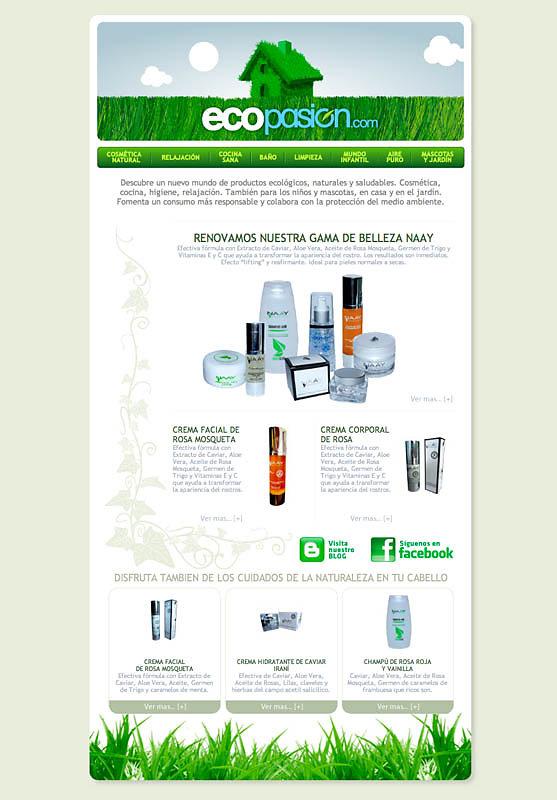 Mailings Ecopasión