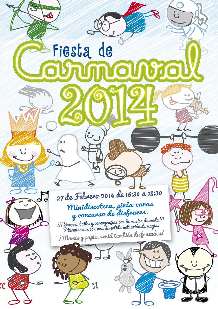 Carnaval en el cole